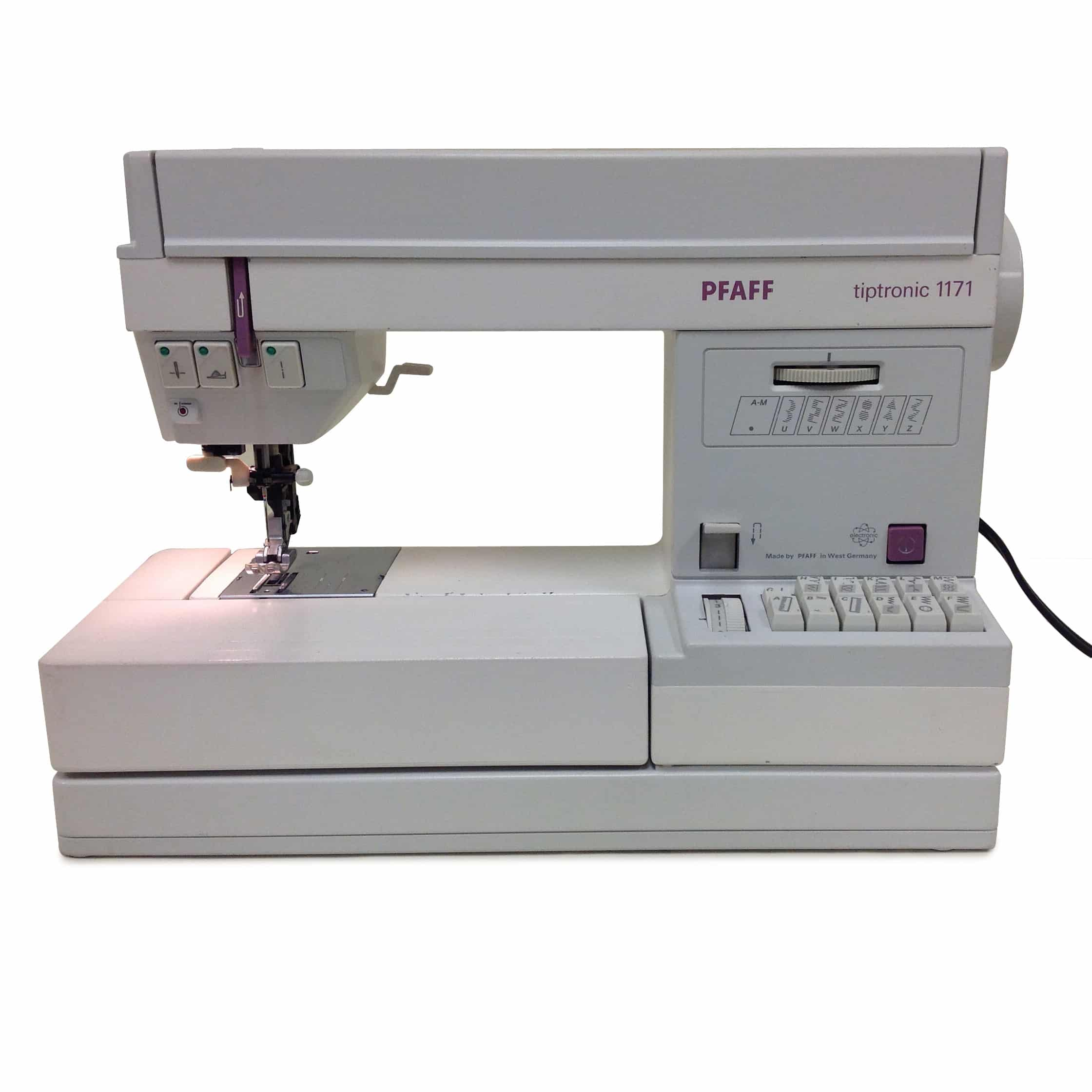 pfaff tiptronic 1171 preowned brubaker s sewing center rh brubakerssewing com pfaff creative 7550 service manual Pfaff 7550 Computer Went Blank