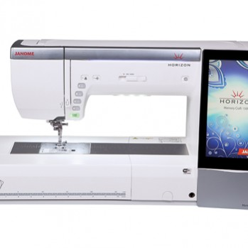 Janome Memory Craft 15000 Sewing and Embroidery Machine