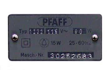 Phaff 1200